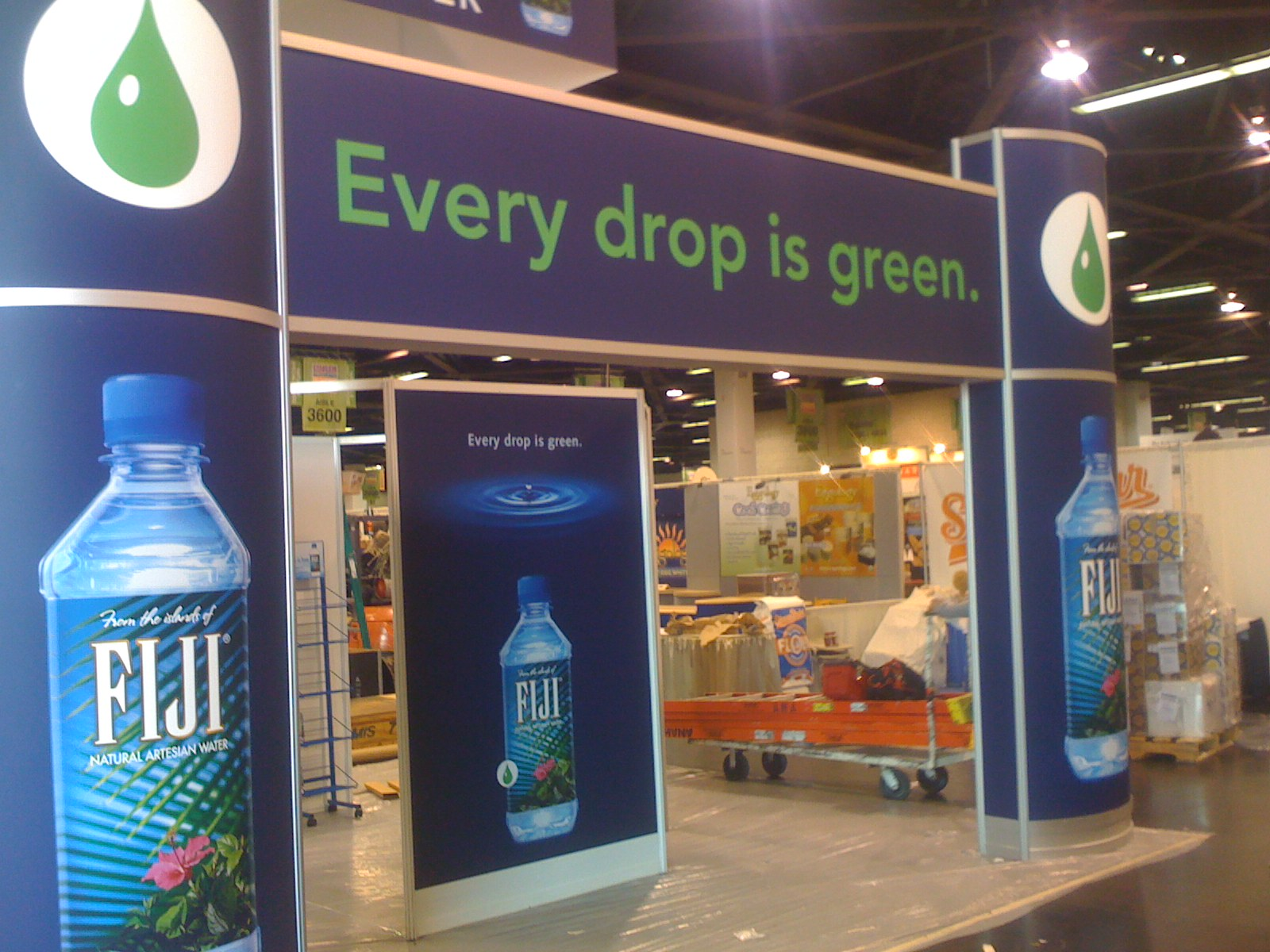 Fiji water and corporate social responsibility green makeover or greenwashing